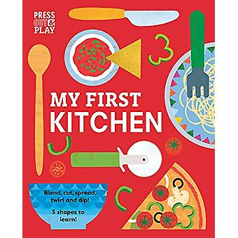 My First Kitchen by Jessie Ford - 9780711241596 Book