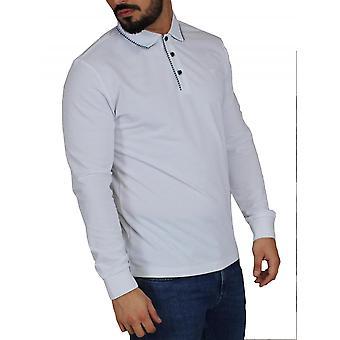 D-ROCK Kiran Polo Shirt White