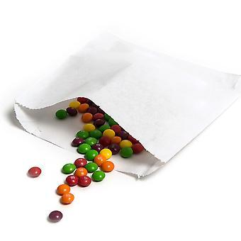 Weller Small White Sulphite Paper Bags 15cm