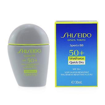 Sports Bb Spf 50+ Quick Dry & Very Water Resistant - # Medium - 30ml/1oz