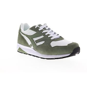Diadora N902 S Mens Green Mesh Lace Up Low Top Sneakers Shoes