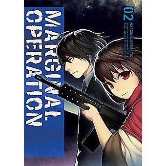 Marginal Operation - Volume 2 by Yuri Shibamura - 9781718359017 Book