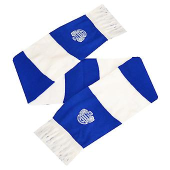 Queens Park Rangers FC Official Knitted Football Crest Scarf