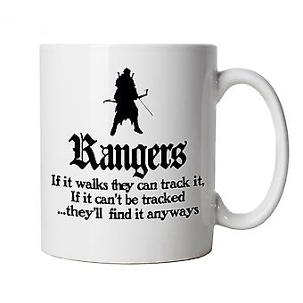 Rangers, Caneca - Hobbies DND Dungeons Dragons Geek Cup Gift
