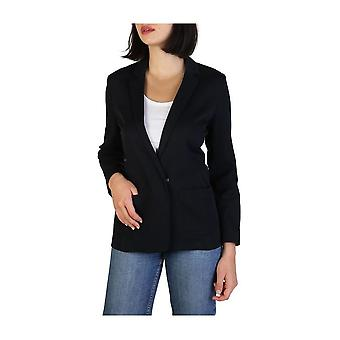 Armani jeans - clothing - classic jacket - 3Y5G53_5NYDZ_155N - ladies - navy - 46