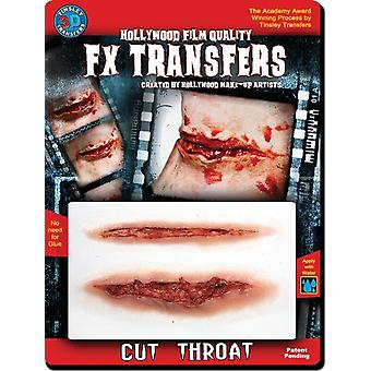 3D Fx Med Cut Throat