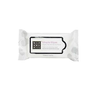 Rituals The Ritual of Karma Miracle Wipes Make Up Cleansing 10 Sheets