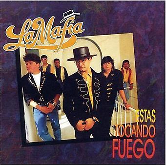 La Mafia - Estas Tocando Fuego [CD] USA import