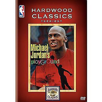 NBA Hardwood Classics: Michael Jordan's Playground [DVD] USA import