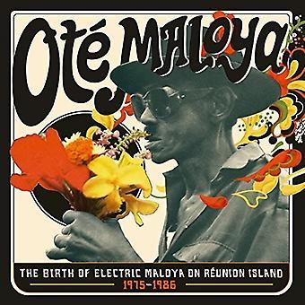 Various Artist - Ote Maloya [CD] USA import