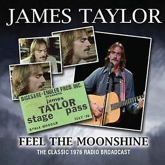 James Taylor - voelen de Moonshine [CD] USA import