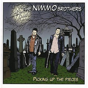 Nimmo Brothers - Picking Up the Pieces [CD] USA import