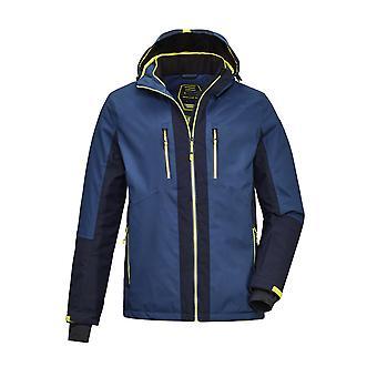 killtec Men's Ski Jacket Savognin MN Ski JCKT D