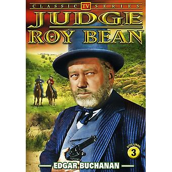 Judge Roy Bean: Vol. 3 [DVD] USA import