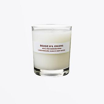 A.P.C.  - Scented Candle - No.6 Incense