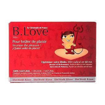 B Love Man 3 packets of 5g