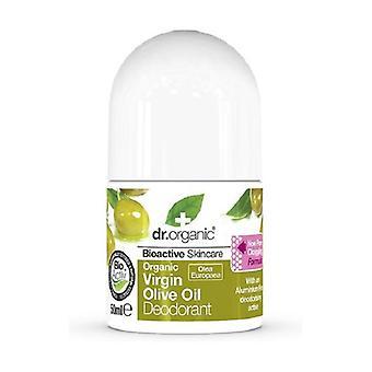Organic Olive Deodorant, 50 ml - roll-on deodorant 50 ml