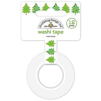 Doodlebug Design Wee Trees Washi Tape