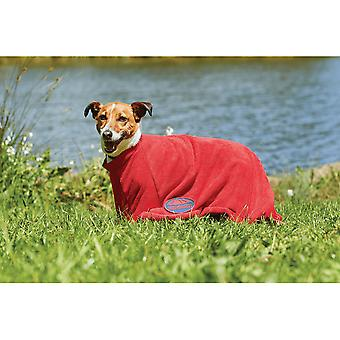 Weatherbeeta Comfitec Dry-dog Bag - Rood