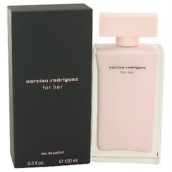 Narciso Rodriguez Eau De Parfum Spray por Narciso Rodriguez 100Ml
