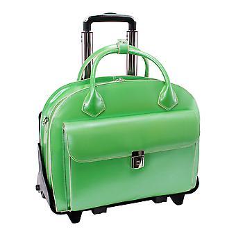 94361, W Series Glen Ellyn Green Bag