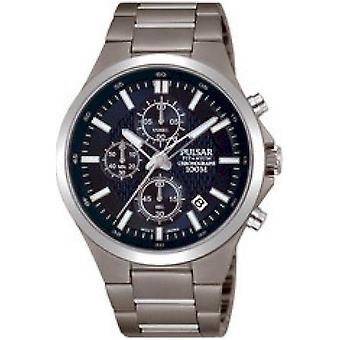 Pulsar Wristwatch Chronograph Hombres PM3109X1