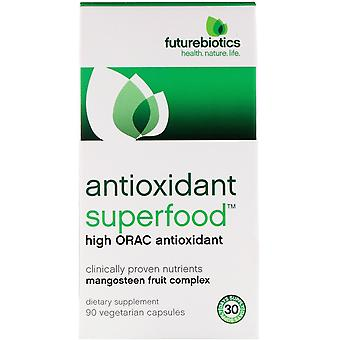FutureBiotics, Antioxidant Superfood, High ORAC Antioxidant, 90 Vegetarian Capsu