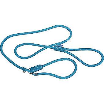 Dog & Co Mountain Rope Slip Plumb (8mm x 150cm) - Pastel Albastru reflectorizant