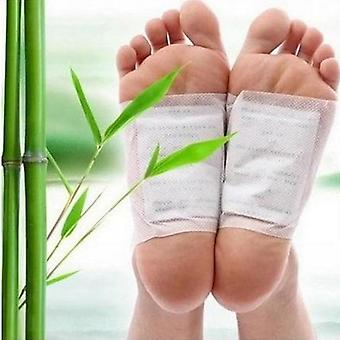 Kinoki Detox Foot Patches  Pads - Body Toxins  Feet Slimming Cleansing Patches