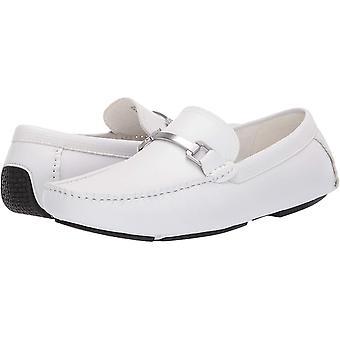 Kenneth Cole Reaction Men's Shoes Sound Driver Square Toe Slip On Shoes