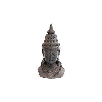 71.5cmThai Boeddha Hoofd Ornament Klein voor huis en tuin
