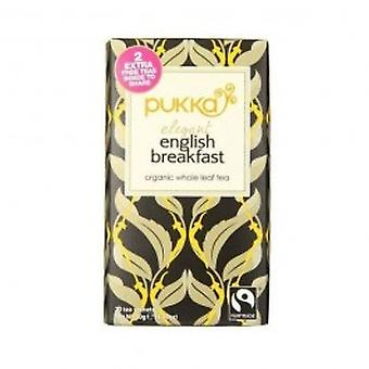 Pukka - Elegant English Breakfast Tea 20 sachet