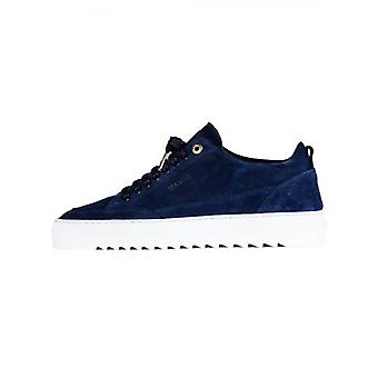 Mason Garments All Navy Tia Nubuck Sneaker