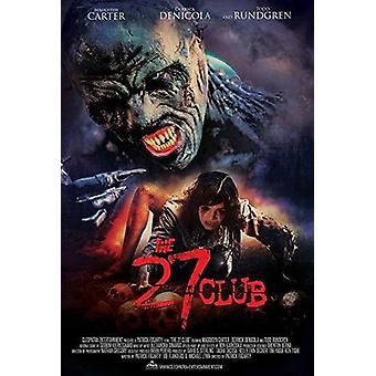 27 Club [Blu-ray] USA import
