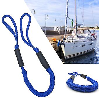 High Strength Marine Boat Bungee Dock Line Anchor Rope Mooring Cord Kayak