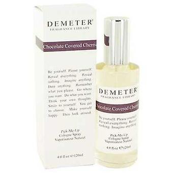 Demeter Chocolate Covered Cherries By Demeter Cologne Spray 4 Oz (women) V728-426375