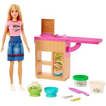 Barbie Noodle Maker Baba és Playset