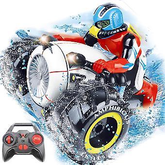 Nopea stunt-kauko-ohjattava moottoripyörä