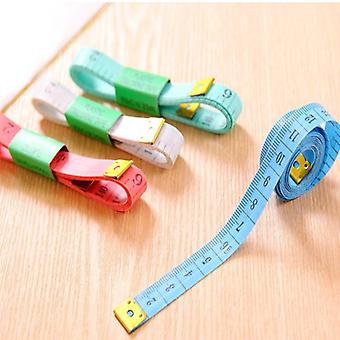 Tape Measures Portable Retractable Ruler-height Ruler Centimeter Inch Roll Tape