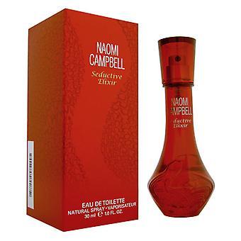 Naomi Campbell Seductive Elixir Eau de Toilette Spray 30ml