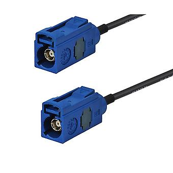 Superbat Jack Straight To Female Straight Pigtail  Gps Antenna Extension Cable