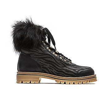 أسود الأحذية السيد والسيدة امرأة ايطاليا