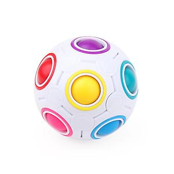 Magic Rainbow Puzzels Creatieve Doolhof Speelgoed Fidget Ball Autisme - Funny Hand Game