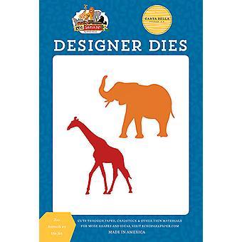 Muere Carte Bella - Zoo Animals #2