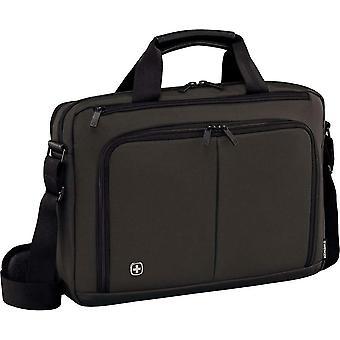 Wenger SOURCE Laptop Bag Over Shoulder, Fits up to 16″ Laptop, Tablet Pocket