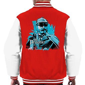 The Prisoner Number 113 Men's Varsity Jacket