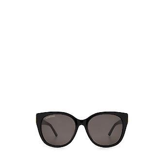 Balenciaga BB0103SA gafas de sol femeninas negras