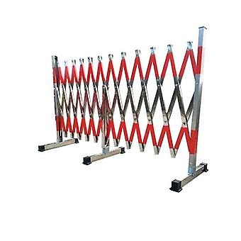 Telescopic Stainless Steel - Security Movable/ Folding Isolation Fence
