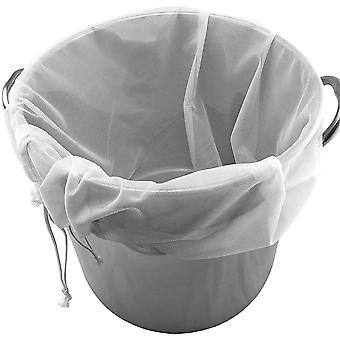 Beer Homebrew Filter Bag For Brewing Malt Boiling Mash Strainer Tool Nylon Food