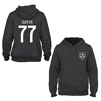 Gianluigi Buffon 77 Club Style Player Hoodie
